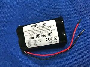 Hitech-Japan-Panasonic-Liion-18650-3-7v5-2A-19-24Wh-10A-PCB-B-Pack-For-Hobbies