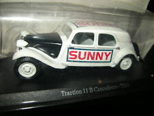 1:43 Ixo Citroen Traction 11 B Cascadeurs 1955 VP