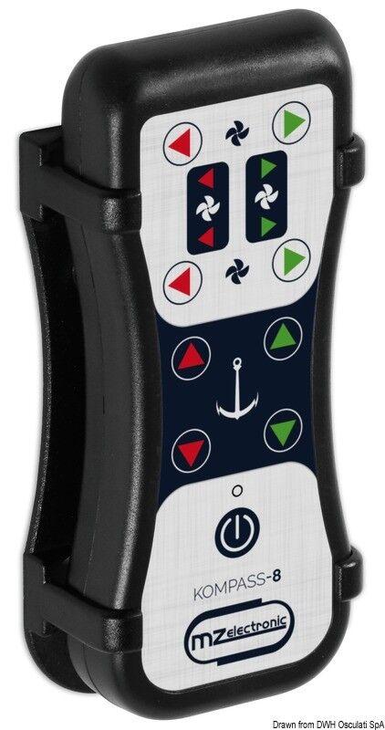 Fernsteuerung MZ Kompass-8 Marke MZ Electronic 02.364.00