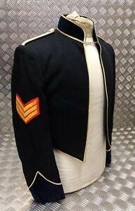 Genuine-British-Army-RLC-Issue-Royal-Logistics-Corps-Sergeants-Mess-Dress-Jacket