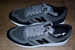 Details about Mens New Balance MRL420 Knit Olive/Black/White Trainers RRP £69.99,Sz6,EU39.5