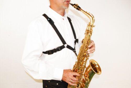 BG S-43SH Herren XL Tragegurt für Saxophon