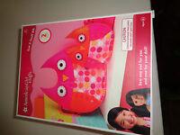 American Girl Crafts Sew & Stuff Kit Owl Owls Kids Girl Girls Stuffed Sewing