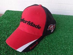 a6f0e5abbc3 TaylorMade Golf Tampa Bay Buccaneers Golf Hat Cap 2010 NFL Team ...