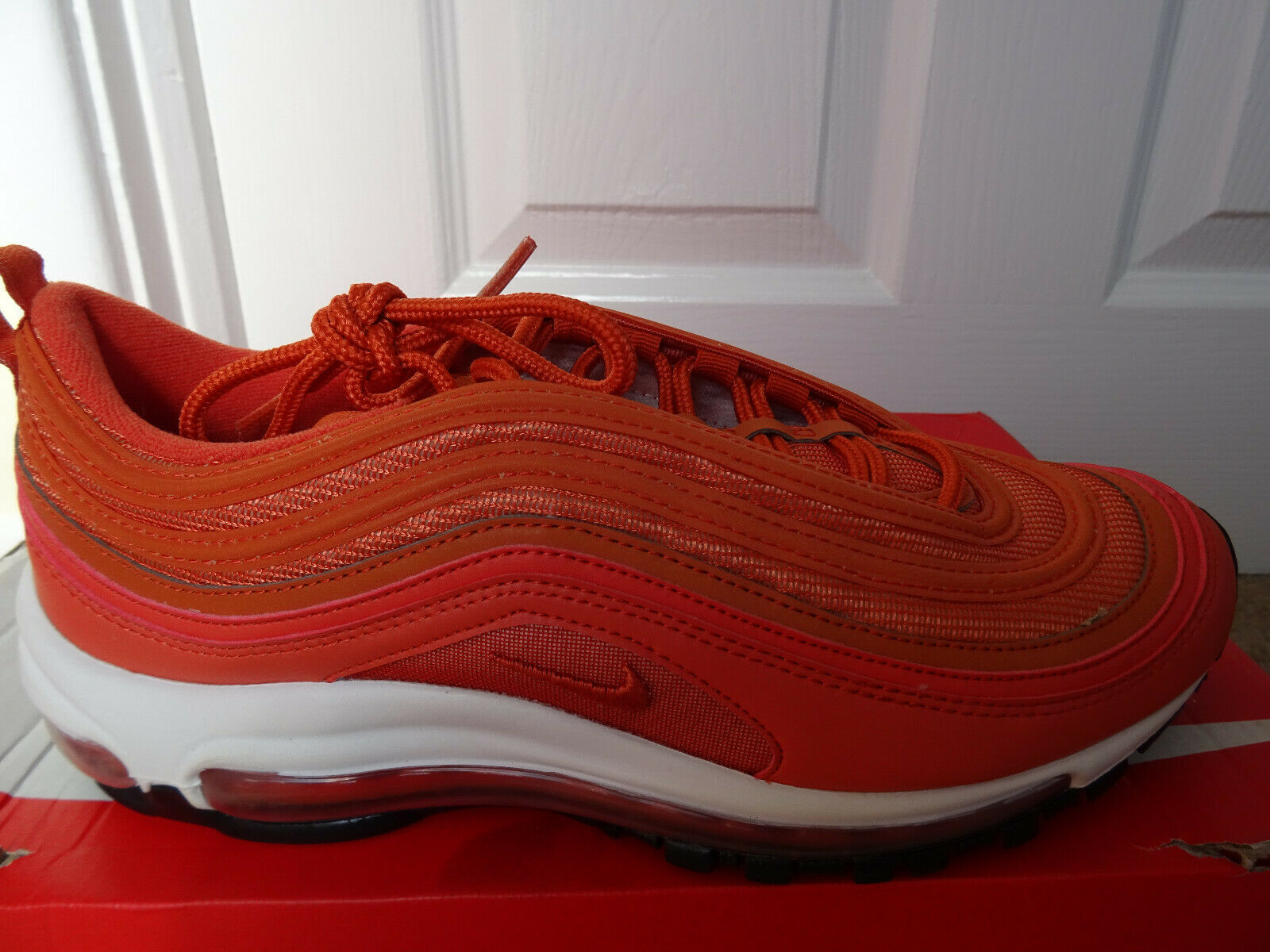 Nike Air max 97 damen trainers schuhe 921733 800 uk 6 eu 40 us 8.5 NEW+BOX