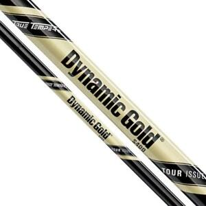 New-True-Temper-Dynamic-Gold-Tour-Issue-Black-Onyx-Wedge-Shaft-Choose-Flex