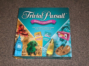 TRIVIAL-PURSUIT-GAME-2006-FAMILY-EDITION-IN-VGC-FREE-UK-P-amp-P