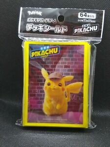 Pokemon-Center-Japan-Polizist-Pikachu-Kartenstapel-Shields-64-Armel