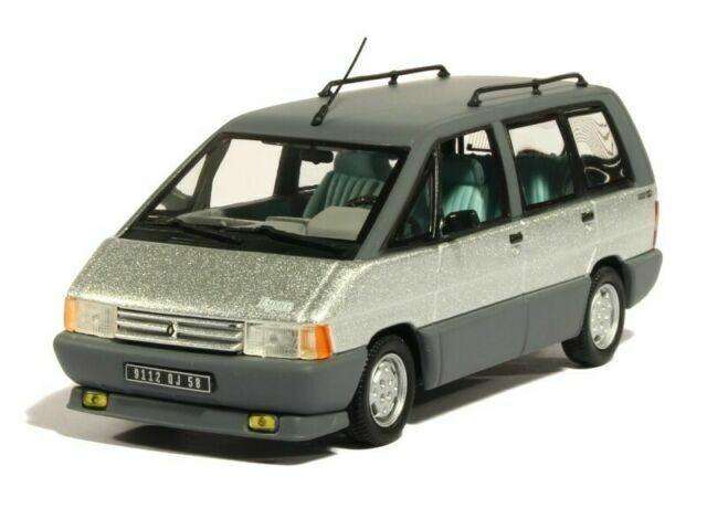 1:43 norev Renault Espace 1984 Silver