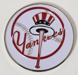New-York-Yankees-MLB-Baseball-Military-Appreciation-Challenge-Coin-non-NYPD