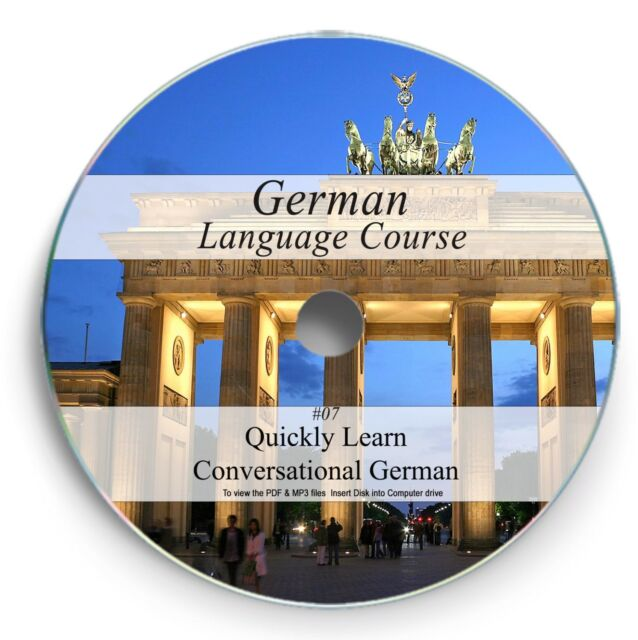 German Language Learning Pdf