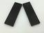 2pcs-Africa-Ebony-Knife-Handle-Scales-Blanks-DIY-material-Raw-wood-120x40x10mm thumbnail 4