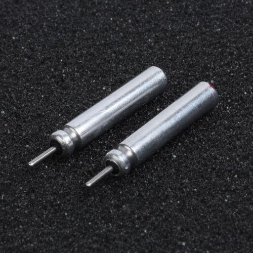 2 Stk Batterie Leuchtendes CR425 Für Elektronische Angeln Schwimmer USB Teile
