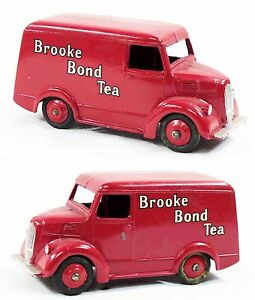 1 / 43 Ème Dinky Toys Brook Bond Tea Jouet Ancien