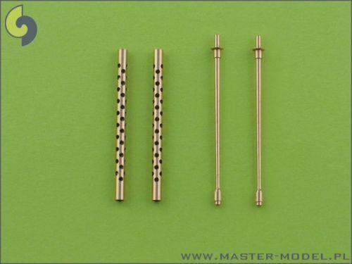1//32 MASTER MODEL AM32001 2 x BROWNING M2 BARRELS for BOSTON MARAUDER MITCHELL