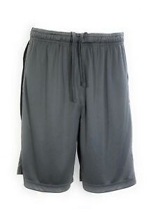 Xersion-Men-039-s-Basketball-Shorts-Inseam-10-034-Color-Grey-Black-S-M-L-XL-2XL-NWT