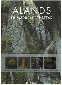 Vf 2010-2011 Aland 2-year Book Of Mint Stamps Mnh Aland/finland
