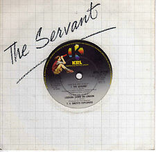 "T.V. SMITH'S EXPLORERS - THE SERVANT / LOOKING DOWN -UK 7""P/S VINYL-ADVERTS-PUNK"