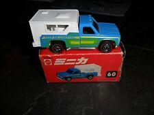 1976 Japan Hot Wheels Japanese Redline Red Line Backwoods Bomb Truck Mint in Box