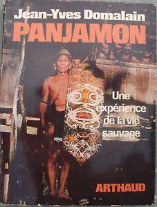 PANJAMON-J-Y-Domalain-Vie-sauvage-Indonesie-ARTHAUD-1971