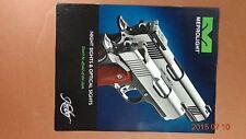 2012 Kimber MEPROLIGHT Firearms and Accessory catalog  PISTOLS RIFLES SHOTGUNS