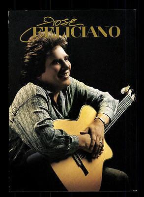 Musik Liberal Jose Feliciano Autogrammkarte Original Signiert ## Bc 88778 Husten Heilen Und Auswurf Erleichtern Und Heiserkeit Lindern