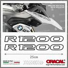 2x R1200 Black BMW R1200GS 13-17 LC ADESIVI PEGATINA STICKERS AUTOCOLLANT