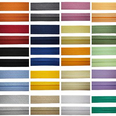 1 Meter Textilband Baumwolle Schr/ägband Blende Pink 10 mm