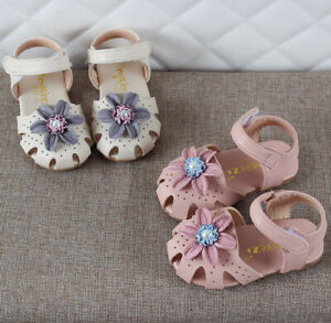 a4a0631134a5 2019 Summer Baby Girl Shoes Princess Toddler Infant Walking Shoes ...