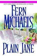 Plain Jane by Fern Michaels (2001, Hardcover) 9781575666730