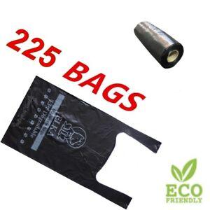 Degradable-Dog-Waste-Bag-Pet-Cat-Litter-Puppy-Poop-Pick-Up-225-Eco-Poo-Bags