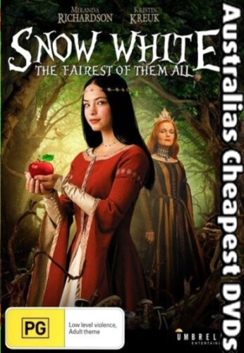 1 of 1 - Snow White - The Fairest Of Them All DVD NEW, FREE POSTAGE WITHIN AUST REG ALL