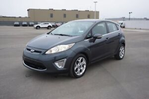 2011 Ford Fiesta SES Accident Free,  Heated Seats,  Sunroof,