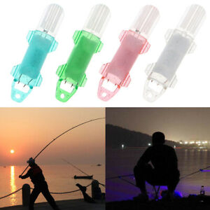 LED Deep Drop Underwater Flashing Light Fishing Squid Fish Lure Attractor
