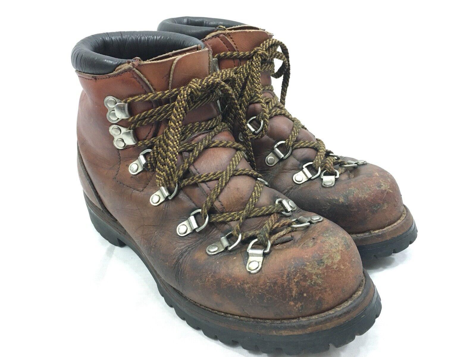 rojo Wing Irish Setter Montañismo Senderismo botas Zapatos Hombres 7.5 C Mujeres 9.5 EE. UU.