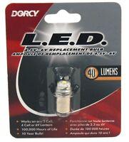 Dorcy 40-lumen 4.5 - 6-volt Replacement Led Bulb For Lights/lanterns 41-1644