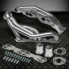 STAINLESS RACING HEADER EXHAUST MANIFOLD 88-97 CHEVY GMC 5.0/5.7 V8 C/K PICK UP