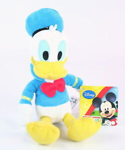 Mickey-Mouse-Clubhouse-DONALD-DUCK-8-034-plush-soft-toy-Disney-Posh-Paws-NEW