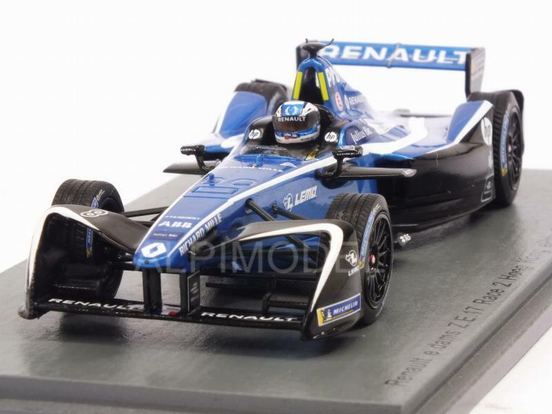 Esperando por ti Renault Renault Renault e-dams Rd.2 Hong Kong Formula E Season 4 2017-2018 N 1 43 SPARK S5927  ofrecemos varias marcas famosas