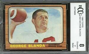 1966-topps-48-GEORGE-BLANDA-houston-oilers-BGS-BCCG-8