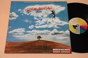 ENRICO-RUGGERI-LP-GIORNI-RANDAGGI-DUE-INEDITI-1-ST-ORIG-NM