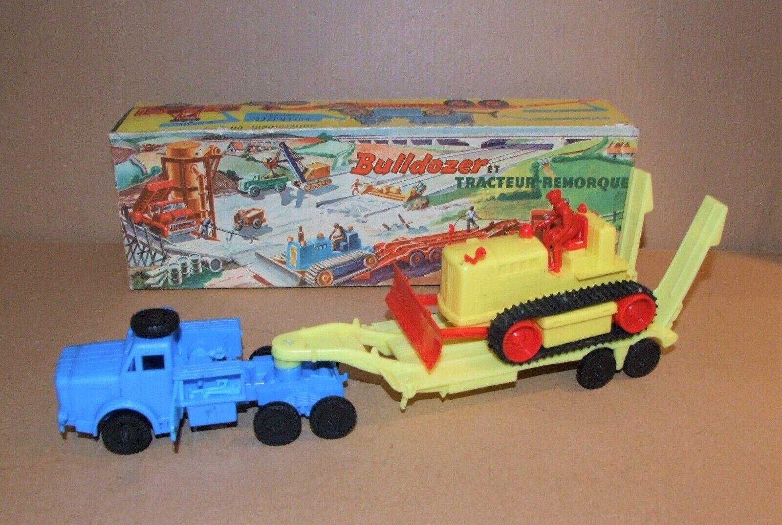 Raphael Lipkin Mighty Antar & Crawler Tractor