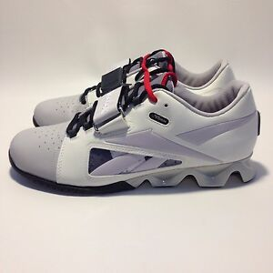 Reebok  J99809  Crossfit Oly U-shape Lifter Shoes For Women Size ... 7e987e085