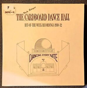 The-Newly-Enlarged-CARDBOARD-DANCE-HALL-Hit-of-the-Week-Records-1930-1932