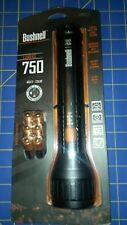 Bushnell 750 Lumens Multi-Color LED Flashlight #20341 New Blood Tracking T750L