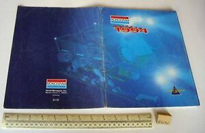 1994-Vintage-Monogram-USA-Plastic-Kit-Catalogue-Cars-Aeroplanes-SeaQuest-etc