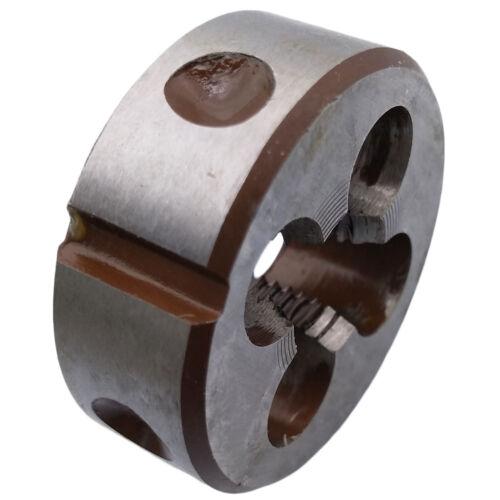 US Stock New HSS 13mm x 1.5 Metric Die Right Hand Thread M13 x 1.5mm Pitch