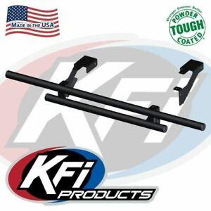 KFI-Rear-Bumper-Black-Polaris-Ranger-800-6X6-2010-2016-101425