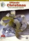Ultimate Christmas Instrumental Solos: Trombone, Book & CD by Alfred Publishing (Paperback / softback, 2013)