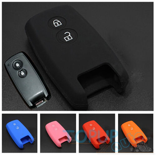 Schlüssel Cover Car Key Silikon Hülle für SUZUKI Grand Vitara SX4 Swift XL-7